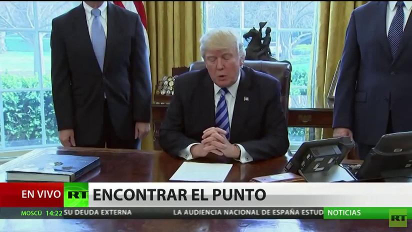 Punto de encuentro: Trump destaca la importancia de un encuentro con Putin