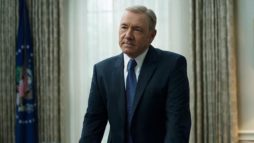 """""""Depredador"""": El equipo de 'House of Cards' acusa a Kevin Spacey de numerosos acosos sexuales"""