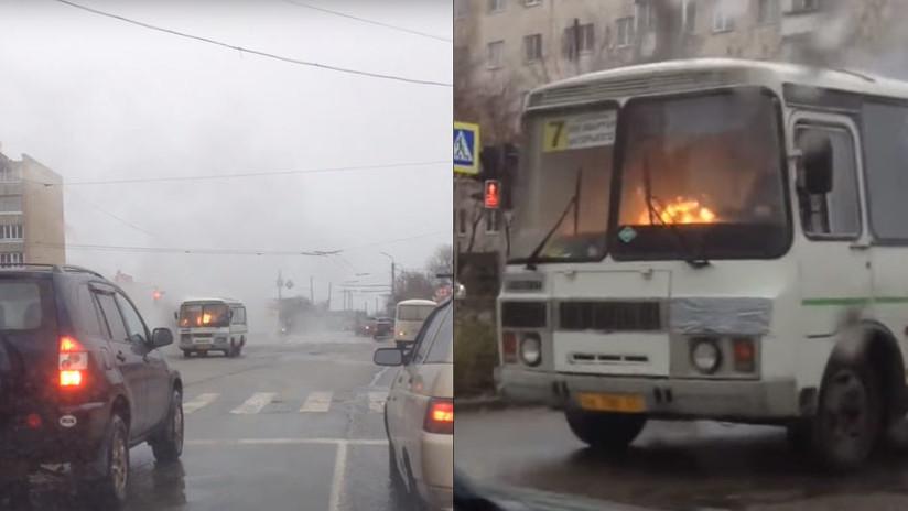 VIDEO: Si Chuck Norris fuera chofer de bus, este sería su vehículo