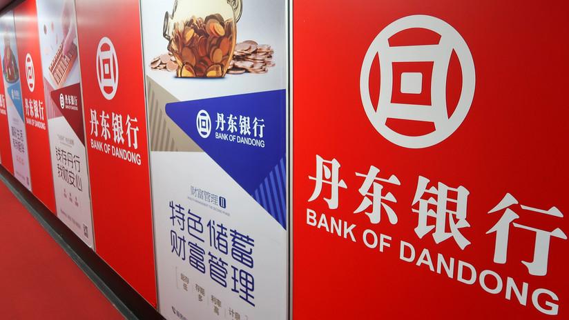 EE.UU. prohíbe operar a un banco chino por sus supuestos lazos con Corea del Norte
