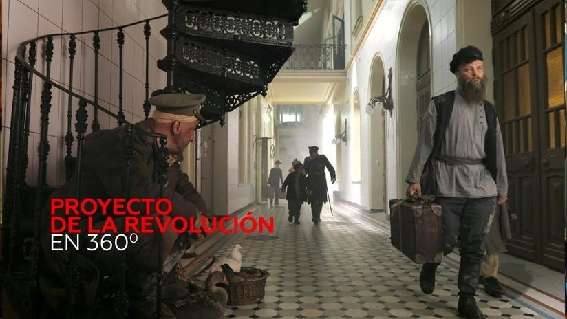 La Revolución en 360º: ¿Abandonar o quedarse en Petrogrado?