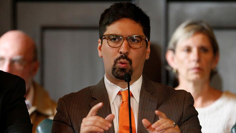 El Supremo de Venezuela anula la inmunidad parlamentaria del vicepresidente de la Asamblea Nacional