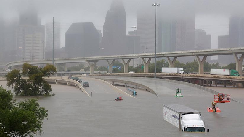 Un informe de EE.UU. contradice a Trump: El cambio climático es obra del hombre