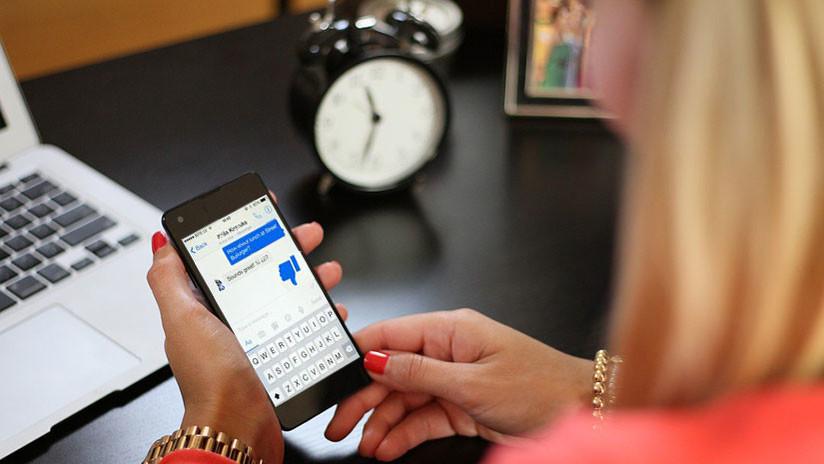 Usuarios informan de la caída del servicio Facebook Messenger