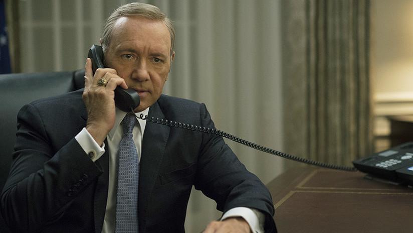 Netflix: Suspenden a Kevin Spacey de la serie 'House of Cards'