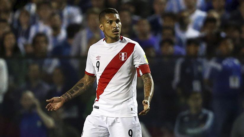 Un médico de la selección peruana de fútbol se pronuncia sobre el caso de Paolo Guerrero