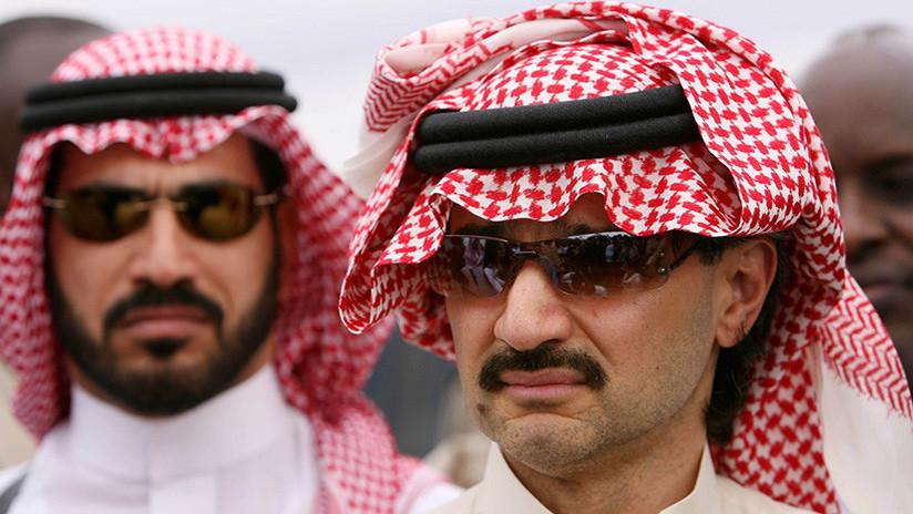 Arabia Saudita detiene a príncipes y oficiales en operativo anticorrupción