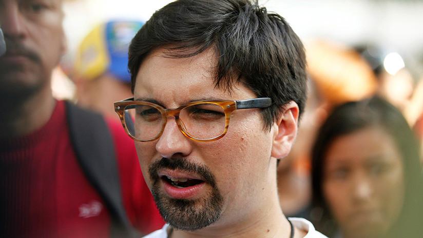 El opositor venezolano Freddy Guevara pide refugio en la Embajada de Chile
