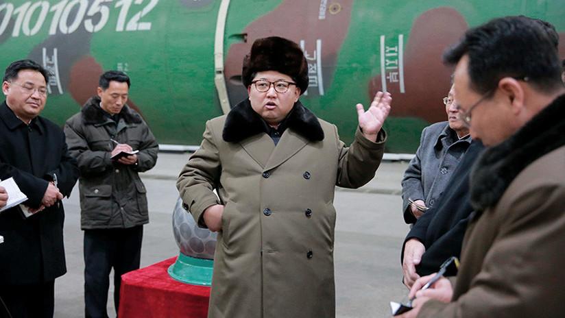 """Corea del Norte y la necesidad de """"domar"""" a Trump con """"un poder físico absoluto"""""""