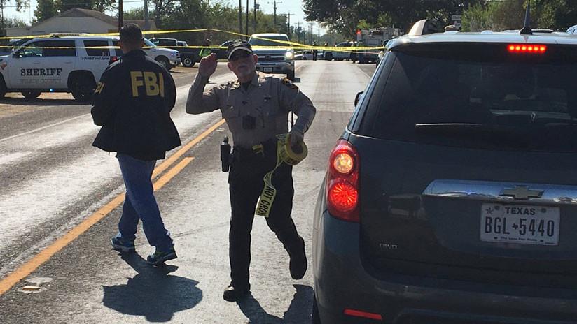 EE.UU.: Un hombre armado entra una iglesia de Texas y mata a más de veinte personas 59ff74d708f3d9942a8b4567