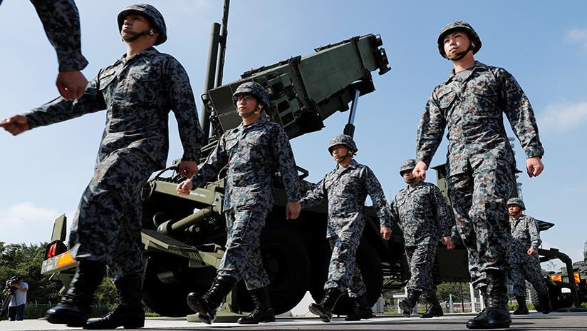 """Trump: """"¿Por qué los samuráis japoneses no derribaron los misiles de Pionyang?"""""""