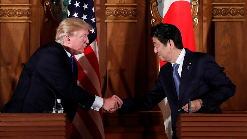 Japón derribará misiles norcoreanos con armamento de EE.UU.
