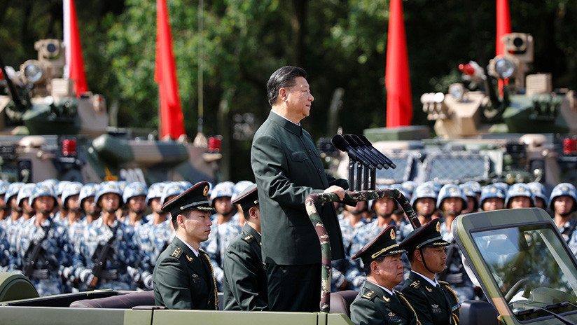 'Sé un buen soldado del presidente Xi': El Ejército chino jurará la lealtad absoluta a Xi Jinping