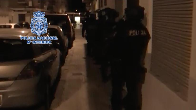 La Policía española detiene a un marroquí por tener vínculos con el Estado Islámico