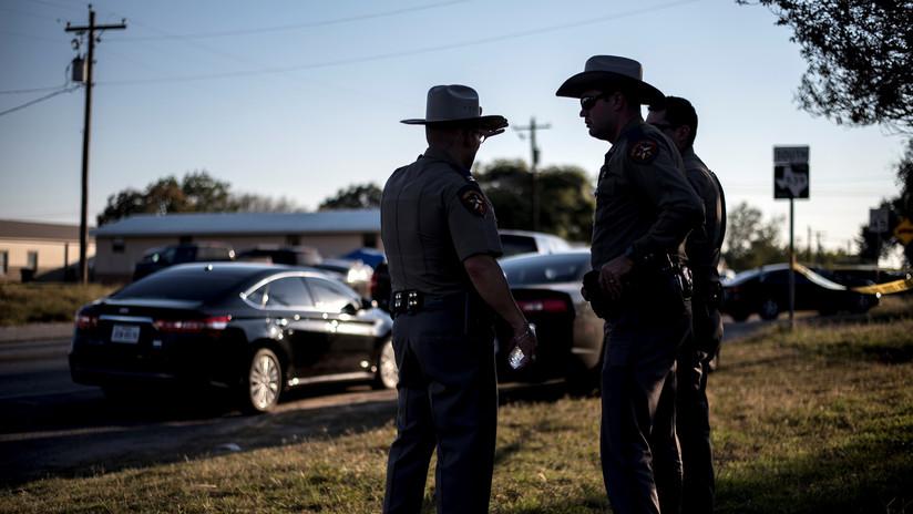 Confirmado: El asesino de baptistas en Texas se suicidó