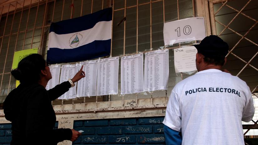 Elecciones municipales en Nicaragua: Contundente triunfo de los sandinistas