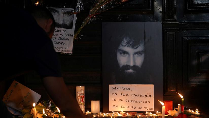 """Santiago Maldonado: juez pide paciencia hasta que se realice el """"examen pericial completo"""""""