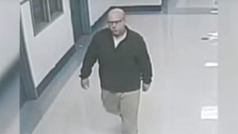 En EE.UU. un recluso se fugó luciendo un disfraz ridículamente común (VIDEO)