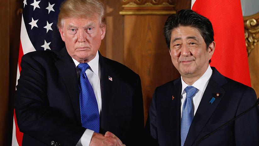"""Trump pide aumentar en 4.000 millones el presupuesto de Defensa por """"la amenaza"""" norcoreana"""
