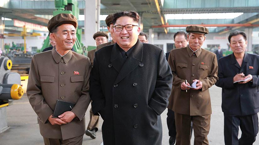 """Pionyang tilda a Trump de """"viejo lunático"""" ante su primera visita a Corea del Sur"""