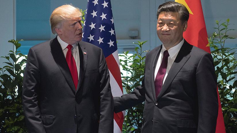 """El objetivo verdadero de la gira asiática de Trump es """"formar una alianza contra China"""""""