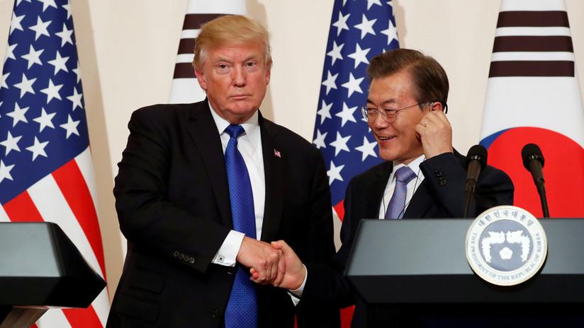 Resultado de imagen para EE.UU. y Corea del Sur levantan las restricciones a los misiles surcoreanos