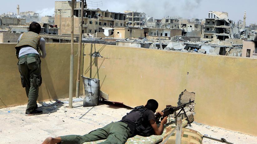 Rusia: La lucha contra el terrorismo en Siria está llegando a su fin