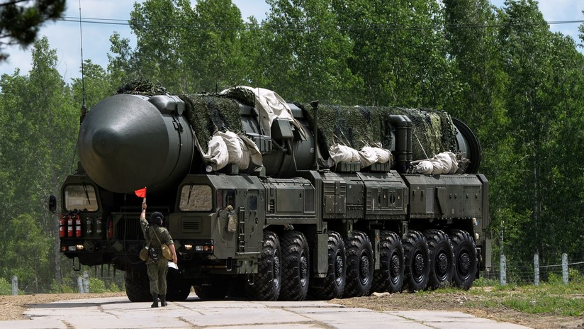 """Las fuerzas estratégicas de Rusia, """"capaces de causar un daño enorme a cualquier agresor"""""""