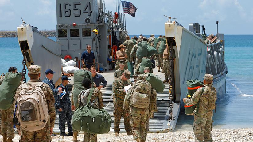 Instan al Pentágono a realizar el primer ejercicio conjunto de toda su Fuerza de Respuesta Global
