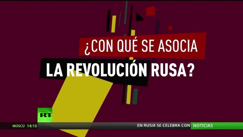 ¿Con qué se asocia la Revolución rusa?: Estas son las respuestas de la gente en las calles