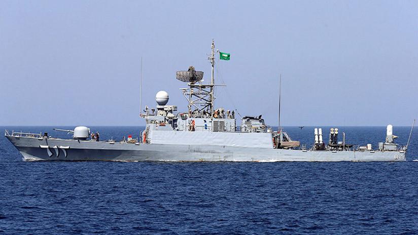 """Los hutíes de Yemen amenazan con atacar buques de guerra sauditas con sus nuevos """"misiles torpedo"""""""