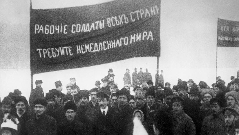 Revolución de Octubre: ¿Un evento trascendental o una puerta hacia la desigualdad?