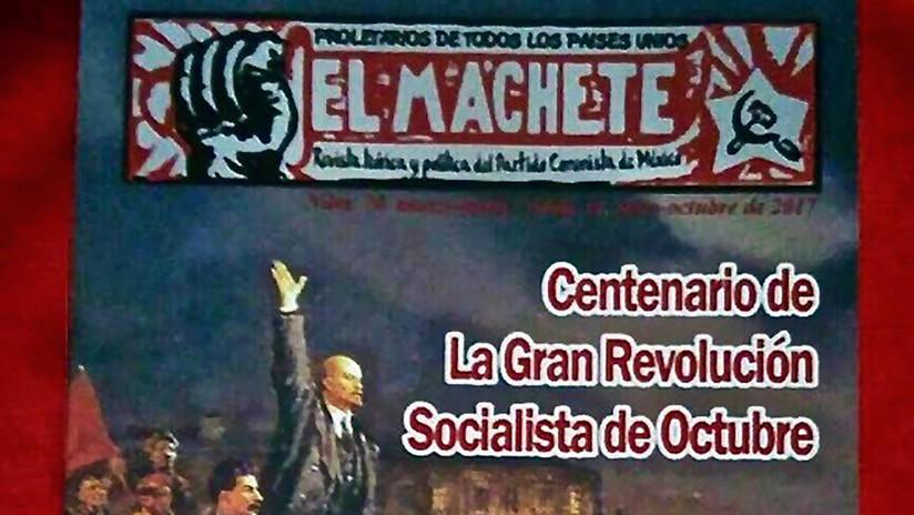 'El Machete': La polémica resurrección de la revista comunista en México