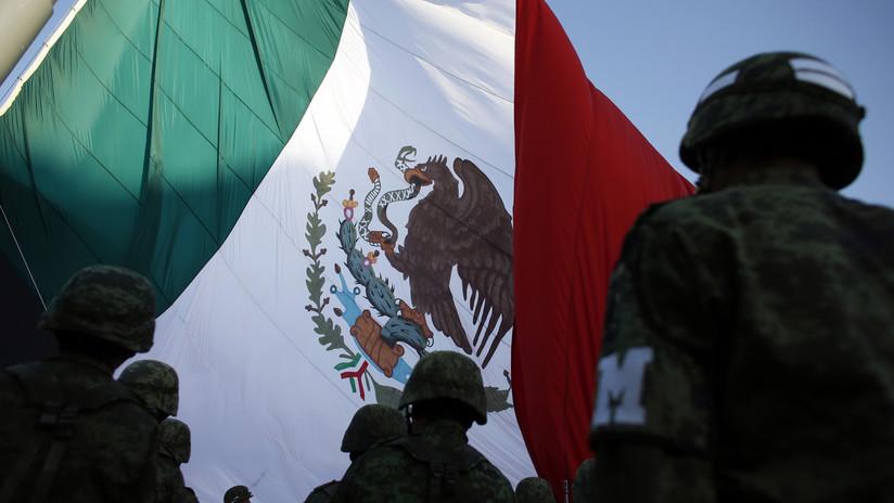 México cede y participa en ejercicios militares con países de la OTAN