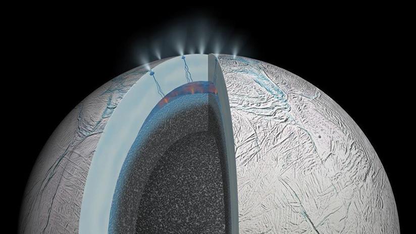 Descifran el misterio del océano líquido en una luna de Saturno que podría albergar vidas