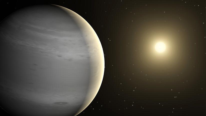 Hallan un exoplaneta con una masa 13 veces mayor que la de Júpiter en el corázon de nuestra galaxia