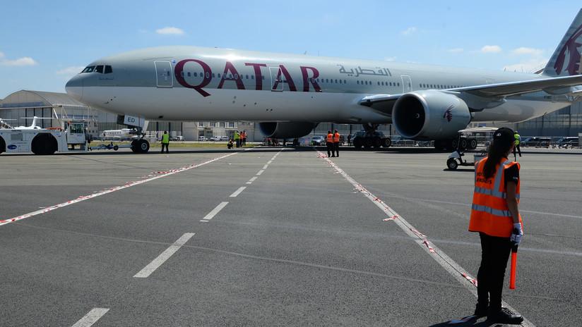 Un avión aterriza de emergencia por escándalo que montó a bordo una esposa celosa