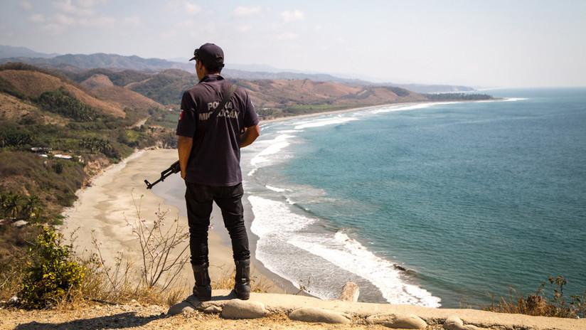 Minería y control en México: el nuevo rostro de la costa michoacana que buscan los empresarios