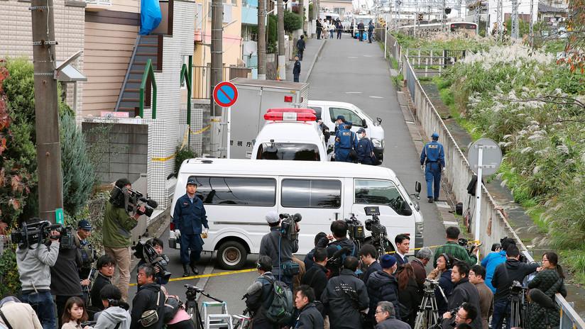 Detienen en Japón a un asesino en serie por descuartizar a 9 personas