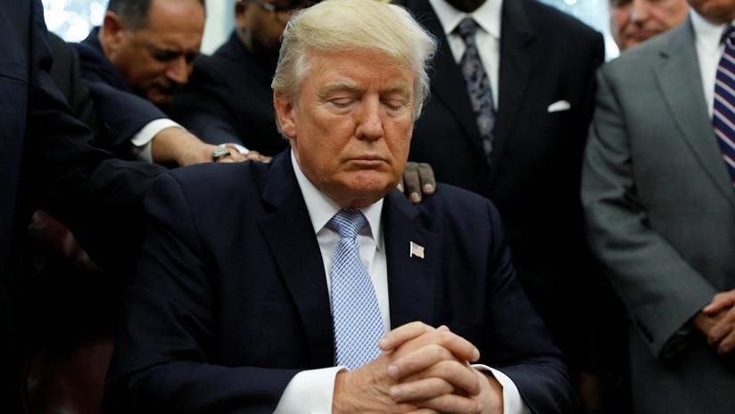 """""""No sabía que hay tantos países hasta ganar las elecciones"""": La Red estalla en burlas sobre Trump"""