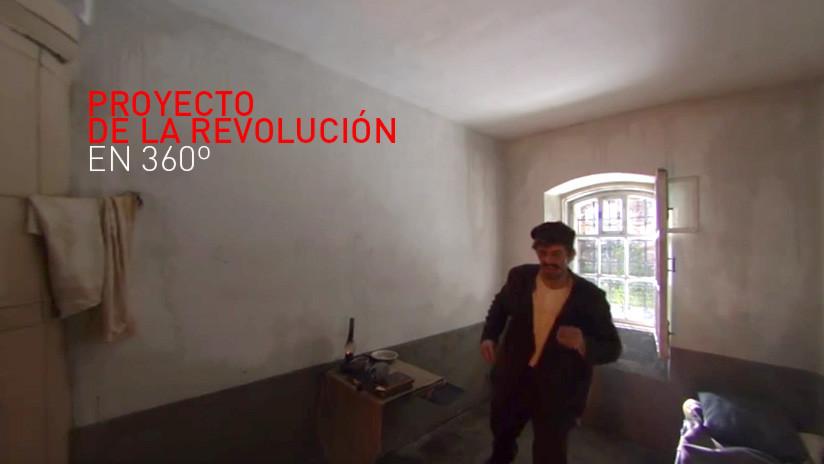 La Revolución en 360º: Agitación en las cárceles