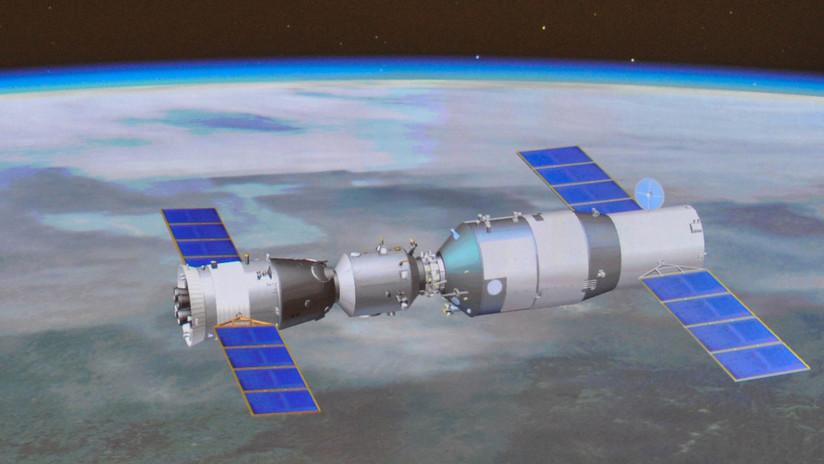 Ya se sabe dónde caerá  la estación espacial china Tiangong-1