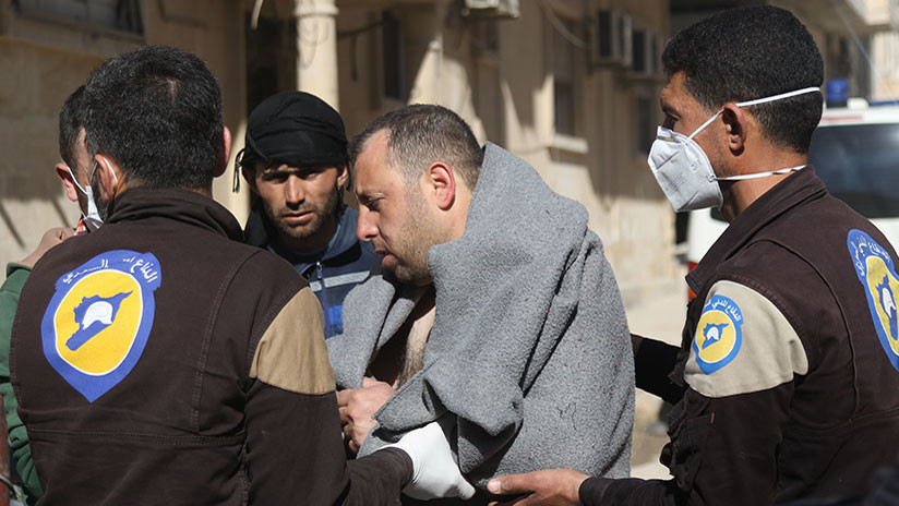 """Rusia señala """"deficiencias sistémicas"""" en el informe sobre ataques químicos en Siria"""