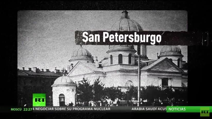 Los cambios de época reflejados en los distintos nombres de San Petersburgo