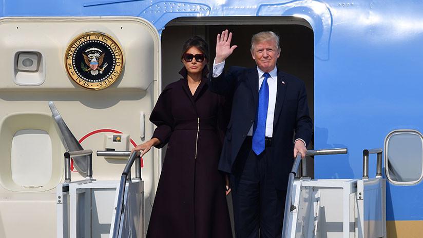 """Pionyang sobre la visita de Trump a Seúl: """"Busca encender la mecha de una guerra nuclear"""""""
