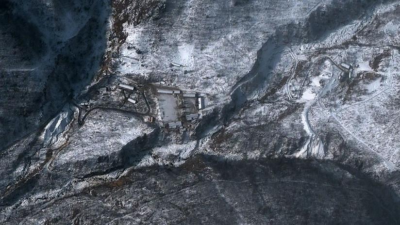 Desierto en torno al polígono nuclear: Tránsfugas de Corea del Norte dicen que ya es una realidad