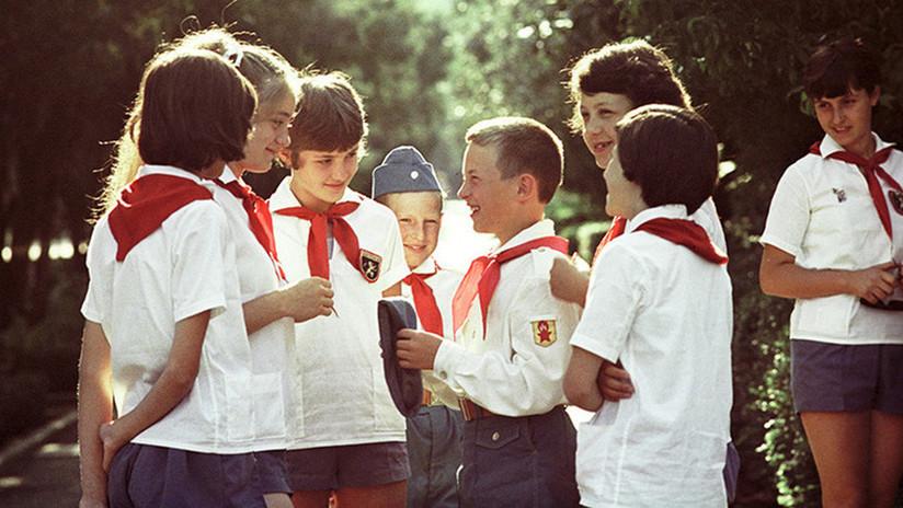 Cápsula del tiempo soviética: Los niños de 1967 soñaban con un futuro donde el helado fuera gratuito