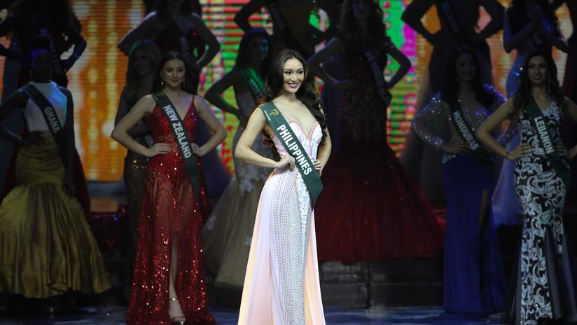 """""""Qué fea eres"""": Un estilista venezolano humilla a Miss Tierra durante su coronación (VIDEO)"""