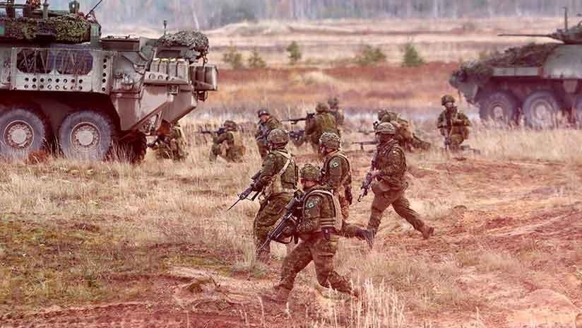 La OTAN quiere que la infraestructura civil europea esté lista para la guerra