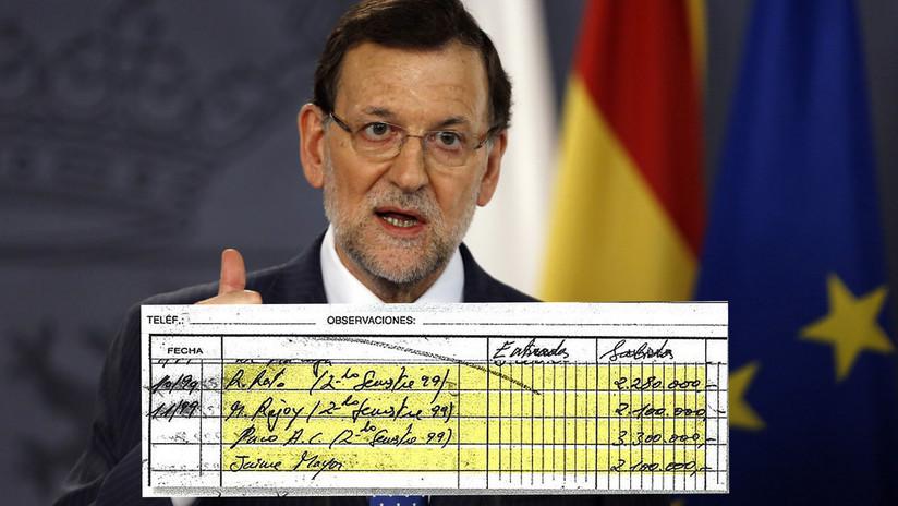 """""""Corrupción en estado puro"""":  Hay indicios de que Rajoy cobró de la 'Caja B' del Partido Popular"""